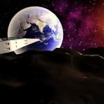 3d Earth + Ship